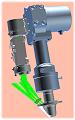 Instrument MicrOmega de Mascot
